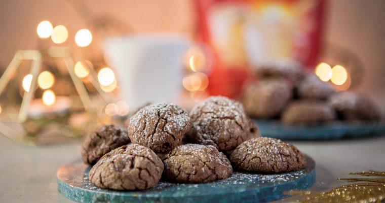 Čokoládovo cereálne sušienky